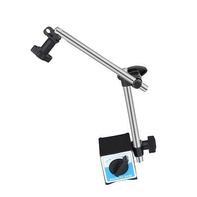 60kg Dial Gage Holder Adjustable Magnetic Base On Off Tool Clamp Table Stand • 26.07£
