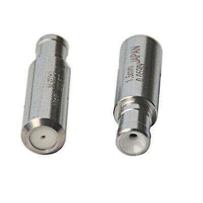 2PC Electric Discharge Machine (EDM) Parts Drill Ceramic Electrode Guide 0.6mm • 25.89£