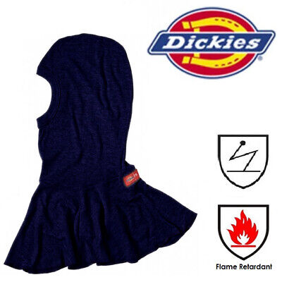 Dickies Flame Retardant Balaclava Fire Proof Resistant Welding Hood Motorcycle • 9.95£