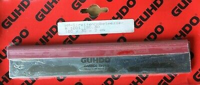 TUNGSTEN CARBIDE TIPPED  WOOD PLANING MACHINE KNIVES 180mm X 30mm X 3mm  • 36£