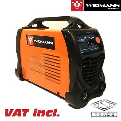 ARC Welder Inverter MMA 240V 300amp DC Portable Stick Welding Machine • 129.99£