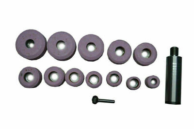 Sioux Valve Seat Grinding Pink Stones Set 10 Pcs 80 Grit Sioux Holder Drive Ball • 82.16£