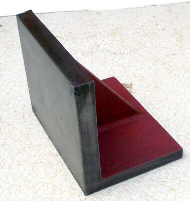 Engineers Solid Angle Plate, 5 1/4  X 6 1/2  X 4 1/2 ; 3/4  & 1/2  Thick • 39.99£