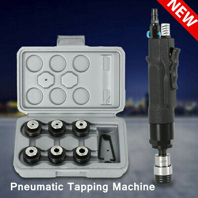 Pneumatic Tapping Machine Air Drill Tapper Tool 200rpm/400rpm Metalworking Tool • 81.97£