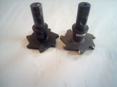 Seco Side And Face Cutter X2 See Pics For Detail Used Good Condition • 49.99£
