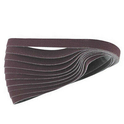6X Sanding Belts 50mm*1800mm For Metal Power Sanders 36/60/80Grit 2*72 Inches • 24.79£