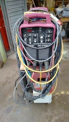 Thermal Arc Tig Welder, 250 GTSWSE AC/DC,water Cooled, Three Phase,+ Pulser Unit • 625£