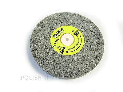DEBURRING WHEEL 6  X 1  X 1  C/H - 10SF USE TAPER-FELT CENTRE For Deburing Metal • 54.95£