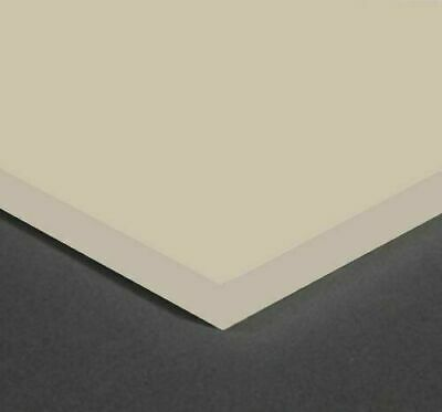 POLYPROPYLENE Sheet BEIGE Grey Engineering Plastics Chemical Polyprop PP Plastic • 136.39£