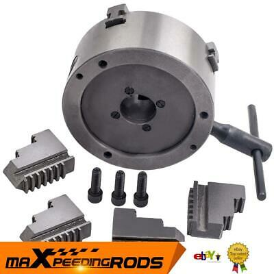 125mm  K12-125 Lathe Chuck 4 Jaw Chuck Self-Centering For Lathe Milling QZOMG • 54.79£