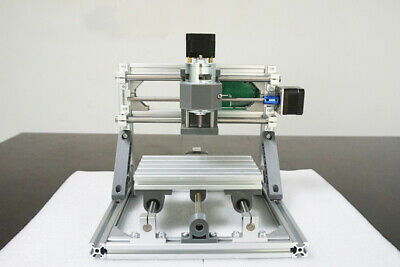 Mini 3-Axis CNC Router Engraver Carving  Machine For PCB PVC Milling Wood • 125£