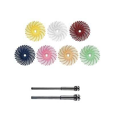 "Dedeco Sunburst 7/8"" TC Radial Discs Assortment  • 80.88£"