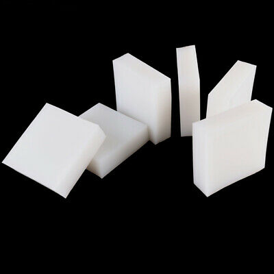 White Silicone Rubber Sheet Pad 50x50mm 100x100 200x200 300X300mm Thick 5mm~50mm • 20.45£