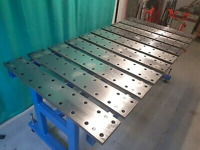 Welding Fabrication Jig Table - Custom Built - Made To Order BRAND NEW • 500£