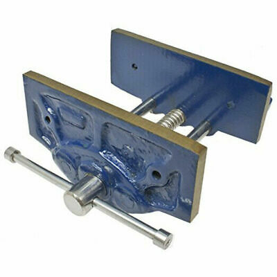 9  Wood Working Carpenters Bench Vice Bolt Mounting  225mm Wide PREMIUM QUALITY • 88£