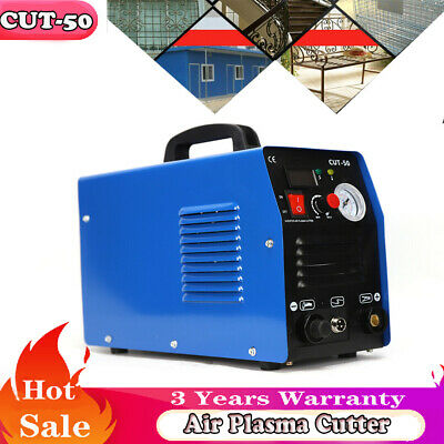 CUT-50 50Amp Air Plasma Cutter Digital Machine 1.5-meter Cable • 138.08£
