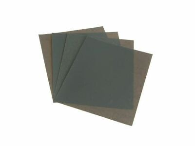 Faithfull Wet & Dry Paper Sanding Sheets 230 X 280mm Coarse (4) • 6.57£