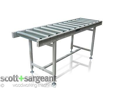 HD Roller Conveyor Table With Legs L = 200 Cm [This Price Includes VAT 20%] • 283.80£
