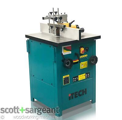 ITECH Crafter Tilting Spindle Moulder [This Price Includes VAT 20%] • 1,506.12£
