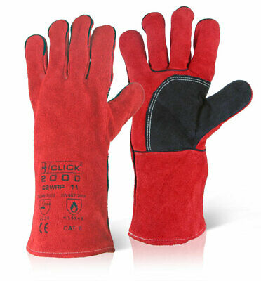 Welding Glove   Reinforced Palm 14  Size 11 £220.00 For 60 Pair Collection Only • 220£