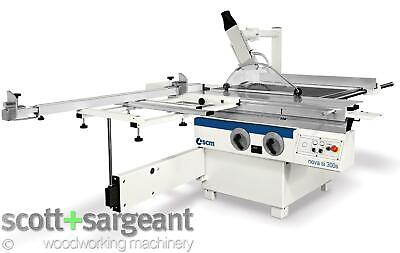 SCM SI300s Sliding Table Circular Saw 1600mm >>Price Includes VAT<< • 8,016£