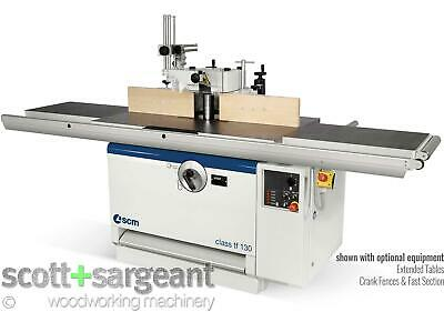 SCM TF130 CLASS Spindle Moulder >>Price Includes VAT<< • 7,974£