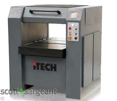 ITECH TH530 Thicknesser Planer 530 X 300 Mm >>Price Includes VAT<< • 5,874£