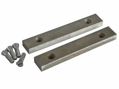 IRWIN Record PT.D Replacement Pair Jaws & Screws 150mm (6in) For 36 Vice • 56.84£