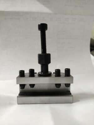 Dickson S2 / T2 Quick Change Tool Post Set For Harrison Lathes (Standard Holder) • 56£
