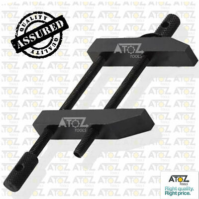 Set Of 2  3  4  Parallel Toolmakers Machinist Clamp - Hardened And Ground Jaws • 35.99£