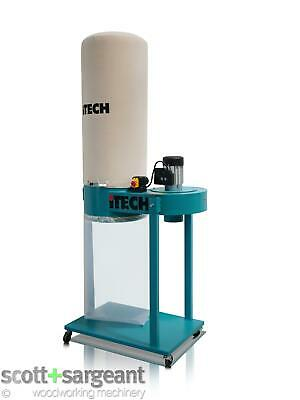 ITECH DC3000 1 Bag Dust Extractor 230v 1ph MDE-HCS [This Price Includes VAT 20%] • 526.68£