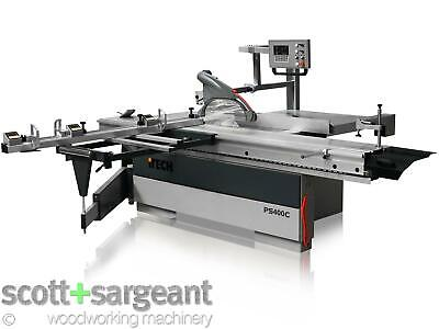 ITECH PS400C SMART Electronic Panel Saw >>Price Includes VAT<< • 11,998.80£
