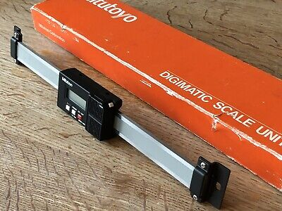 """Mitutoyo Digimatic Scale Unit 572-411 SD 6"""" P Japan • 120£"""