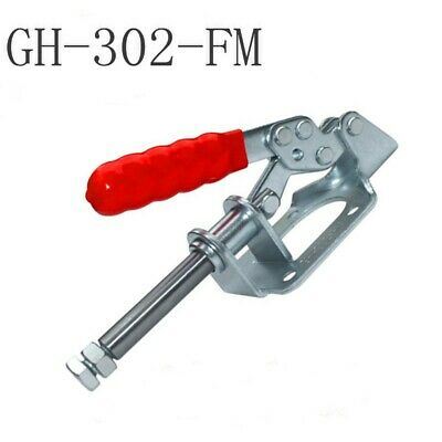 1*136 Kg Toggle Clamp GH-302FM Quick Release Push Pull TypeHand Tool Replacement • 13.30£
