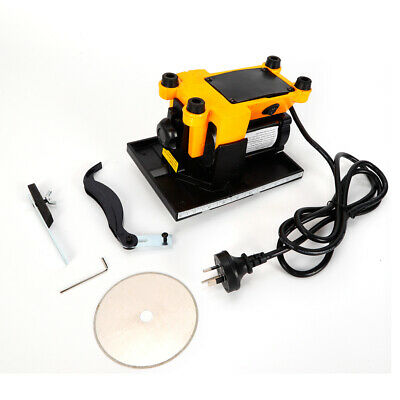 4  Mini Table Saw For Wood Copper Cutting Machine Woodworking Grinder Polisher • 42£