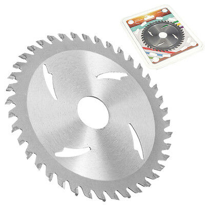 100mm 4.0in 40T Circular Saw Blades Carbide Cutting Disc Wheel For Woodworking • 11.06£