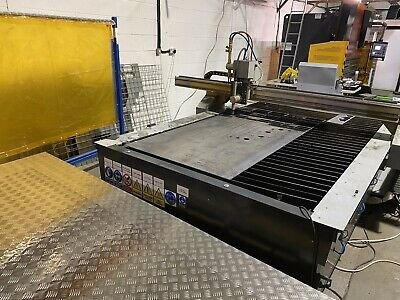 Cnc Plasma Cutter Table SP1500/3000/Vent Direct From Manufacturer Industrial Set • 13,500£