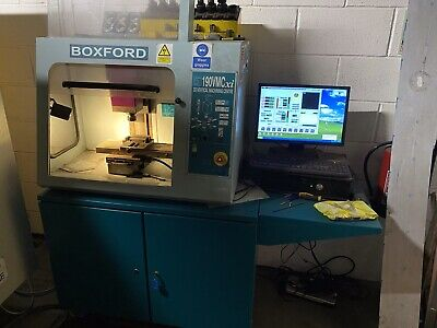 CNC Milling Machine Tapping Mach 3 Retrofit Service Boxford Haas Fanuc Any Other • 499£
