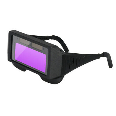 Automatic Dimming Goggles Argon Arc Welding Glasses For Welder Eye Prote UK • 9.42£